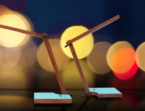 Ausgefallene, moderne Tischleuchten: Handgefertigte Lampen & zauberhaftes Licht