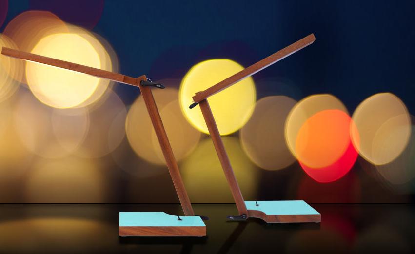 Ausgefallene Moderne Tischleuchten Handgefertigte Lampen