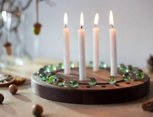 Die besten Ideen für deinen modernen Adventskranz
