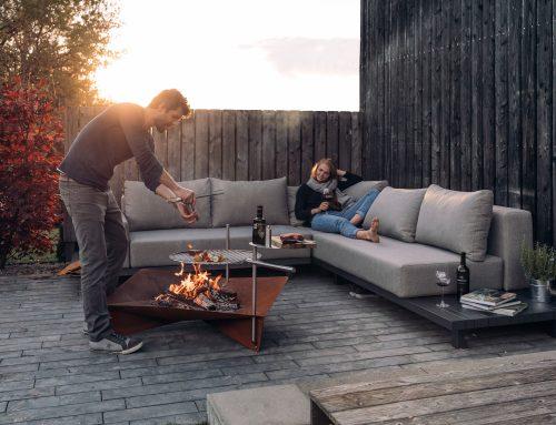 Feuerschalen für den Garten: 7 schöne Design-Feuerstellen