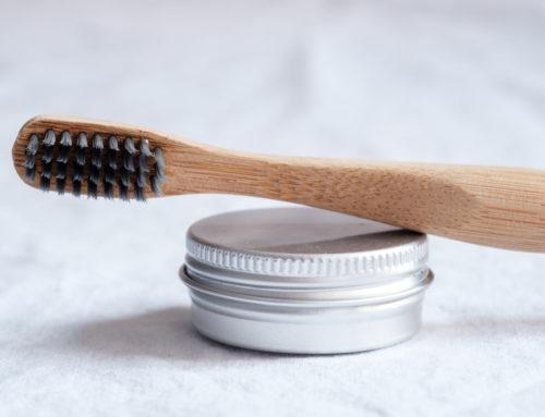 DIY Zahnpasta selber machen mit Kokosöl