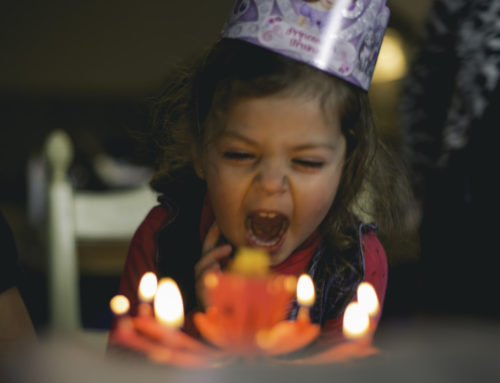 Was schenkt man einem Kind, das schon alles hat?