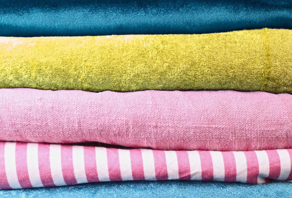 Hartes Handtuch wieder weich machen